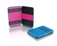 DOSH - MAGIC Strobe compact men's designer wallet