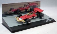 Lotus Ford 72C - Emerson Fittipaldi - P6 - Germany GP - 1971,F1 Cars, 1/43 Scale