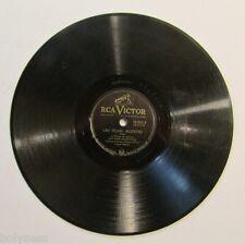 LOS TRES DIAMANTES / SIN PODER MENTIR / LAS HOJAS MUERTAS / 78 RPM RECORD