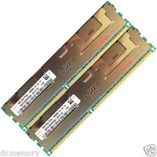 16GB (2x8GB) DDR3-1333 PC3-10600R 10600 ECC Registered CL9 240-pin Memory RAM