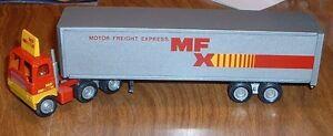 MFX Motor Freight Express '79 Winross Truck