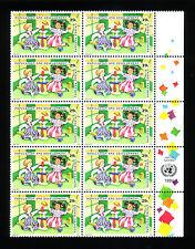 United Nations: Lot Blocks, MNH, more face value, EBUN034