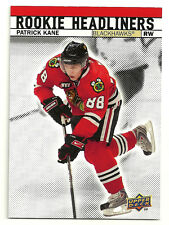 2007-08 Upper Deck Rookie Headliners SP Patrick Kane