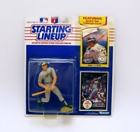 VINTAGE SEALED 1990 Starting Lineup SLU Figure Jose Canseco A's