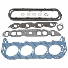 Edelbrock 7363 Engine Gasket Set (Head/Intake/Exhaust/Valve Cover), For Chevy