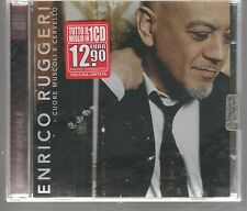 ENRICO RUGGERI CUORE MUSCOLI E CERVELLO  CD F.C.  SIGILLATO!!!