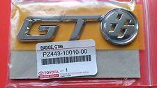 Genuine TOYOTA GT86 Rear Trunk Boot Emblem Badge PZ443-10010-00