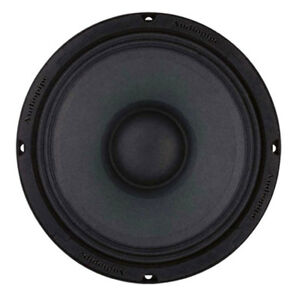 Audiopipe APMB-8-C 8 Inch 500 Watt MAX, 8 Ohm Low/Mid Car Stereo Loudspeaker