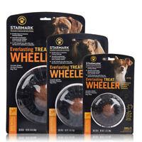 Brand New Starmark Everlasting Treat Wheeler Dog Toy Keeping Strong Chewers