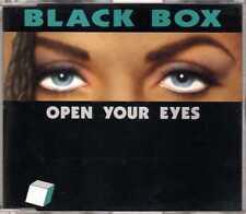 Black Box - Open Your Eyes - CDM - 1991 - Eurohouse 4TR Martha Wash