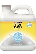Purina Tidy Cats Clumping Litter with Glade Pack 14lb.