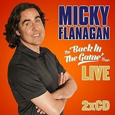 Back In The Game [Audio CD] Micky Flanagan