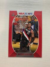 2020-21 NBA Hoops #187 Hassan Whiteside - Red SP /75 Portland Trail Blazers