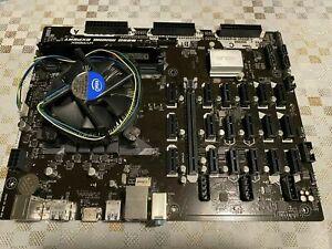 BUNDLE ASUS B250 MINING EXPERT Socket 1151 ,Intel PENTIUM G4400,4GB ram