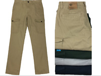 Timberland Mens Squam Lake Straight Cargo Pants/Trousers Style A17I1 GENUINE