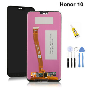 For Huawei Honor 10 LCD Replacement Black Touch Screen Digitizer Display +Tools