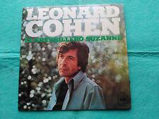 SINGLE LEONARD COHEN - EL GUERRILLERO (THE PARTISAN) - CBS SPAIN 1971 VG+