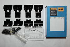 Halfords Roof Bar Fitting Kit M62 for Volvo S60 S80 & V70
