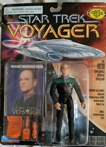 Star Trek Voyager The Doctor (EMH) Playmates action figure MOC