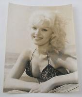 PAUL POPPER vintage Photo Foto 1959 Sharon Walton Hollyw. actress Silbergelatine