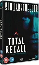 Total Recall - Sealed NEW DVD - Arnold Schwarzenegger