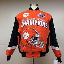 Clemson Tigers 2016 NCAA National Football Championship Jacket