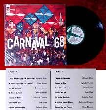 LP Carnaval ´68 (Odeon MOFB 3511) Brasilien 1967