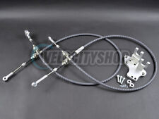 K-Tuned Shifter Cables and Brackets Kit for H Series Transmission