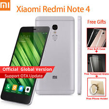 4G 5.5''  Xiaomi Redmi Note 4 Android 6.0 Deca-Core 3GB+64GB Unlocked Móviles ES