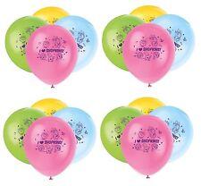 "(16ct) I love Shopkins Birthday 12"" Latex Balloons Party Supplies"