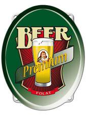 Türdekoration Bierfest Schild Biergarten