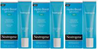 Neutrogena Hydro Boost Eye Gel-Cream with Hyaluronic Acid, .5 oz (3 Pack)