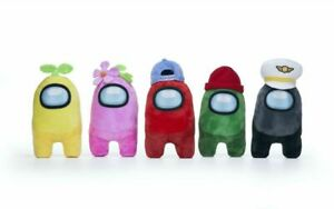 NEW OFFICIAL AMONG US PLUSH BUDDIES ASSORTED 28CM BEST XMAS PRESENT