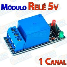 Modulo Rele 5v 1 canal 10A 250v nivel bajo - Arduino Electronica DIY