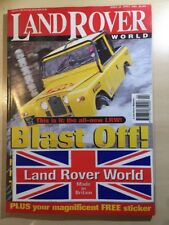 LandRover World April 1996 Issue 26