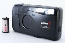 🌟 Near Mint 🌟 Kyocera Slim T Yashica T4 35mm Point & Shoot Film Camera f Japan