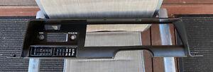 TOYOTA 1979-83 T18 COROLLA (TE72) COUPE GENUINE DASH INSTRUMENT CLUSTER SURROUND