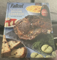 Fallout: the Vault Dweller's Official Cookbook by Victoria Rosenthal (2018,...