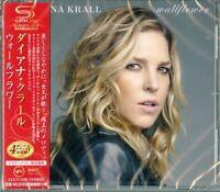 DIANA KRALL-WALLFLOWER-JAPAN SHM-CD BONUS TRACK F83