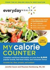 Everyday Health™ My Calorie Counter: Complete Nutritional Information on More