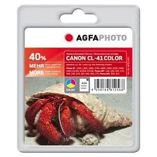 APCCL41C-CL-41 CARTUCCIA RIGENERATA AGFAPHOTO PER CANON PIXMA MP150 MP160 MP170
