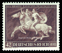 EBS Germany 1941 - Brown Ribbon Horse Race - Das Braune Band - Michel 780 MNH**