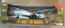 21st Century Toys Ultimate Soldier Xreme Detailed F-86F-30 SABRE Fighter Plane