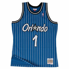 Anfernee Hardaway Orlando Magic Mitchell & Ness Swingman Jersey Blue XL