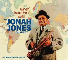 Jonah Jones: Swingin' 'round The World + Jumpin' With A Shuffle (2 Lps On 1 Cd)