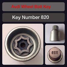Genuine Audi Locking Wheel Bolt / Nut Key 820 17 Hex