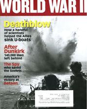 WORLD WAR II SEP 2010 Mk2 HAND GRENADE_WASPs_AFTER DUNKIRK_SCIENCE vs U-BOATS CO