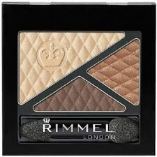 RIMMEL  GLAM'EYES EYES TRIO EYE SHADOW - 650 SUMMER CHIC