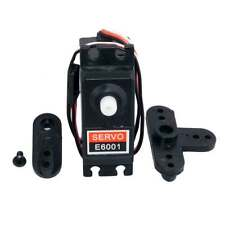 E6001 Plastic Servo (6KGS) Fit RC HSP 1:10 94105 94106 94108 94166 94188