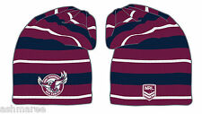 NRL Manly Sea Eagles 2015 Slouch Beanie / Ski Beanie Hat Cap